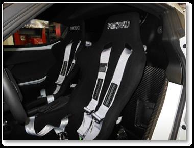 Racing Harness installation - Alfa Romeo 4C Forums