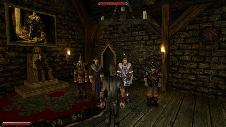 Das Unverföffentliche Gothic Sequel Seite 2 Smalltalk